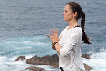Yoga mit Sabine Kleinert Küste Ruhe